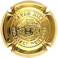 Cavas Hill X006518 - VEspecial (Oro)