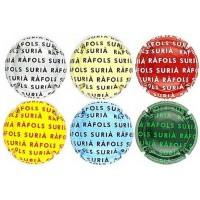 Ràfols Surià X008645 a X008650 (6 Placas)