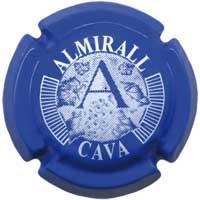 Almirall X042488 - X15457 - CPC ALM327 (Azul) MAGNUM