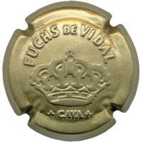 Fuchs de Vidal X045600 - V15115 - CPC FCV201