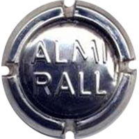 Almirall X052527 - V16081 (Plata)
