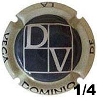 Dominio de la Vega X113873 (Placa de 1/4)