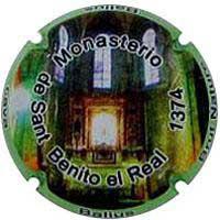 Balius X116466 (Monasterio de St Benito el Real)
