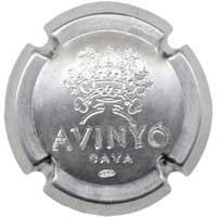Avinyó X119758 - V32840 CPC AVN201 (Plata)