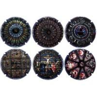 Nufils X124171 a X124176 (6 Placas)