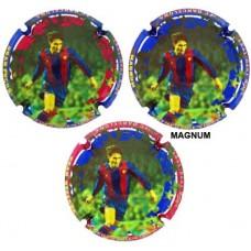 Fuchs de Vidal X132439 a X132441 MAGNUM (3 Placas)