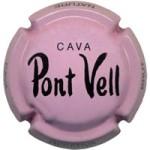 Pont Vell - Coop. Sarral X135523 - CPC PVS302