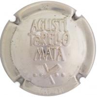 Agustí Torelló X144432 (Plata) (Numerada 180 Ex)