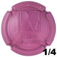 Dominio de la Vega X146988 (Placa de 1/4)