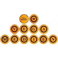 Vega Medien X150444 a X152531 (12 Placas)