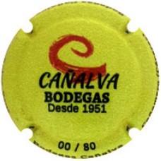 Cañalva X162516 (Numerada 80 Ex)