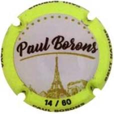 Paul Borons X164400 (Numerada 60 Ex)