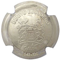Benito Escudero X166402 (Plata) MAGNUM (Numerada 120 Ex)