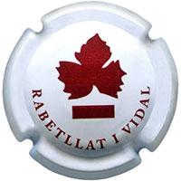 Rabetllat i Vidal X166891 - CPC RBV318