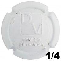 Dominio de la Vega X168299 (Placa de 1/4)
