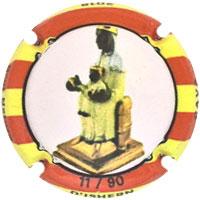 D'Ishern X168338 (Numerada 90 Ex)