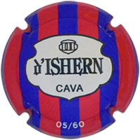 D'Ishern X168341 JEROBOAM (Numerada 60 Ex)