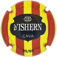 D'Ishern X168342 JEROBOAM (Numerada 60 Ex)