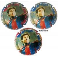 Fuchs de Vidal X168965 a X168970 MAGNUM (3 Placas)