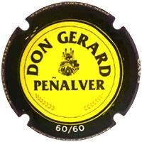 Don Gerard Peñalver X169756 JEROBOAM (Numerada 60 Ex)