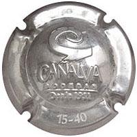 Cañalva X174011 (Plata) JEROBOAM (Numerada 40 Ex)