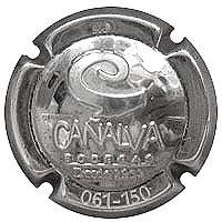 Cañalva X174013 (Plata) (Numerada 150 Ex)
