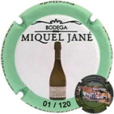 J. Miquel Jané X175702 (Numerada 120 Ex)