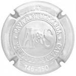 Alsina & Sardà X176679 (Plata) (Numerada 150 Ex)