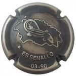 Es Senallo X183933 (Plata) (Numerada 90 Ex)