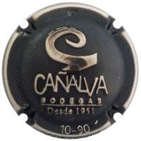 Cañalva X187841 (Plata) MAGNUM (Numerada 90 Ex)