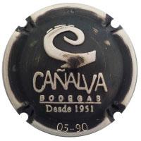 Cañalva X187842 (Plata) (Numerada 90 Ex)
