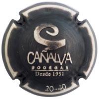 Cañalva X187843 (Plata) JEROBOAM (Numerada 40 Ex)