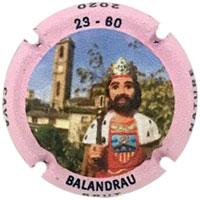 Balandrau X191283 (Numerada 60 Ex)