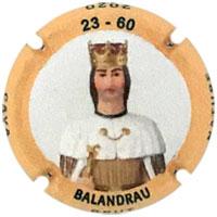 Balandrau X191284 (Numerada 60 Ex)