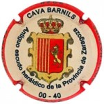 Barnils X195586 (Zaragoza) (Numerada 40 Ex)