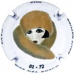Mas del Bosch X195912 (Numerada 72 Ex)