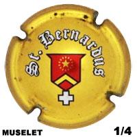 BBEMDB45343 - St. Bernardus (Bélgica)