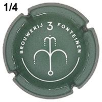 BBEMDB47934 - Brouwerij 3 Fonteinen (Bélgica)