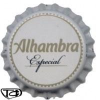 BESALH40126 - Cerveza Alhambra