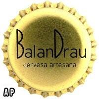 BESBAL38284 - Cerveza Artesana Balandrau (2015)