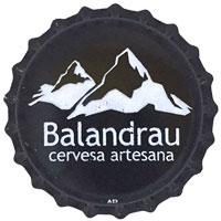 BESBAL54272 - Cerveza Artesana Balandrau (2018)