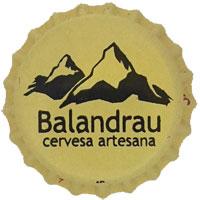 BESBAL54273 - Cerveza Artesana Balandrau (2018)