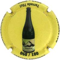 BESBAL57204 - Muselet Balandrau (2018) (Numerada 180 Ex)