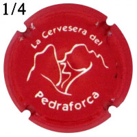 BESMDB46737 - Muselet La Cervesera del Pedraforca