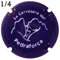BESMDB46738 - Muselet La Cervesera del Pedraforca