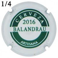 BESMDB47935 - Muselet Balandrau (2016)