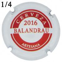 BESBAL47936 - Muselet Balandrau (2016)