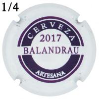 BESMDB47938 - Muselet Balandrau (2017)