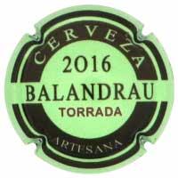 BESBAL50113 - Muselet Balandrau (2016)