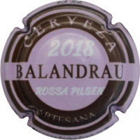 BESBAL53252 - Muselet Balandrau (2018)